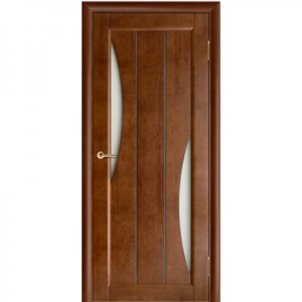 Межкомнатная дверь из массива сосны 4 Вега ЧО