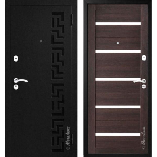 Дверь входная металлическая МетаЛюкс М525