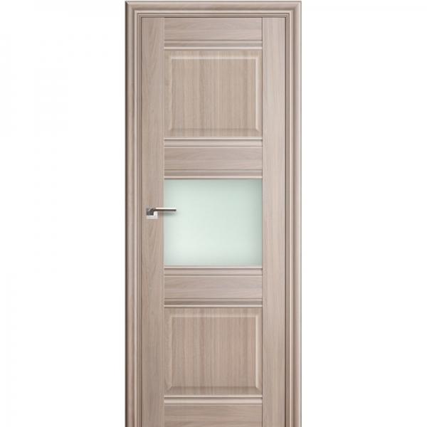 МЕЖКОМНАТНАЯ ДВЕРЬ PROFIL DOORS 5x (стекло узор) Орех Пекан