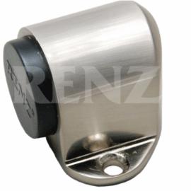 Ограничитель дверной напольный RENZ DS 31 SN Никель матовый