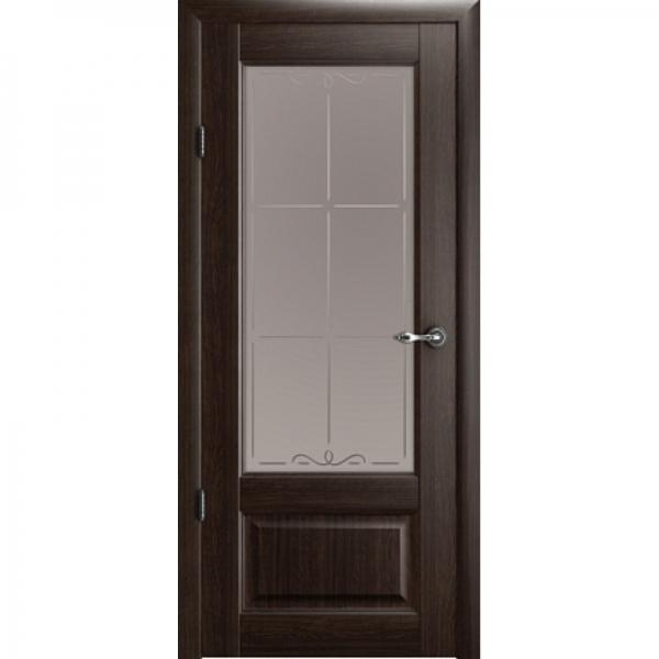 Межкомнатная дверь Albero Эрмитаж 1 Орех