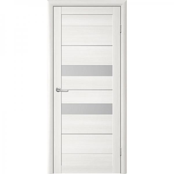 Межкомнатная дверь Albero Тренд Т-4  Белая лиственница