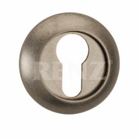 Накладка круглая на цилиндр RENZ ET (N) 08 GP Золото