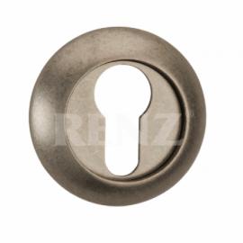 Накладка круглая на цилиндр RENZ ET (N) 08 AB Античная бронза