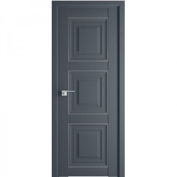 МЕЖКОМНАТНАЯ ДВЕРЬ PROFIL DOORS 96u Антрацит
