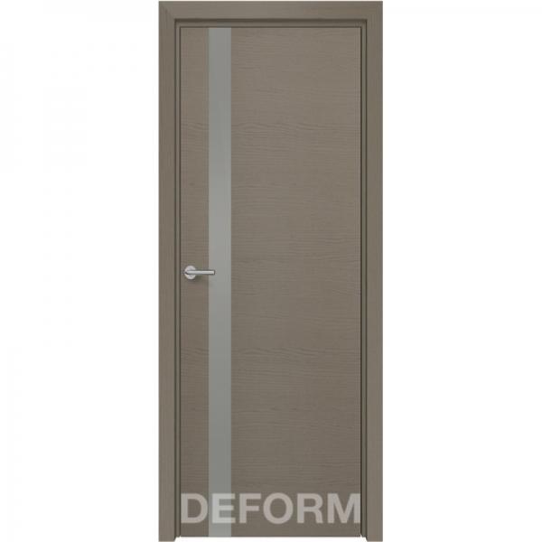 Межкомнатная дверь H-2 DEFORM