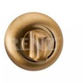 Завертка к ручкам RENZ BK (N) 08 AB Античная бронза