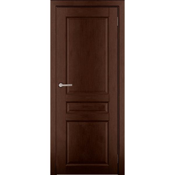 Дверь массив Ольхи Дорвуд  Бостон ДГ Орех