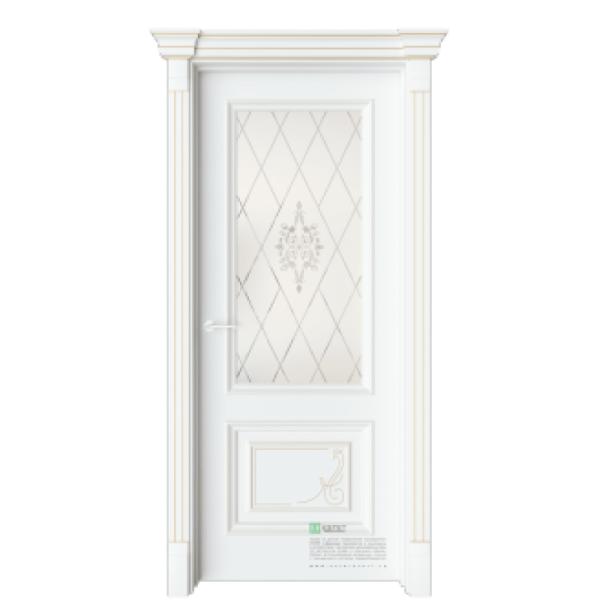 Межкомнатная дверь Эстет Genesis GE4M Deco