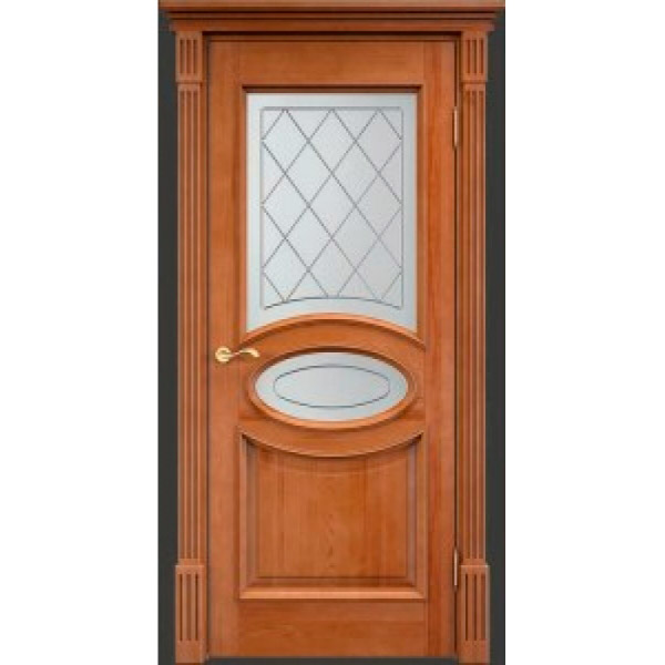 Межкомнатная дверь из массива сосны ПМЦ Ш26
