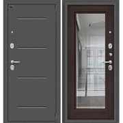 Дверь входная ЭльПОРТА Porta S 104.П61 Антик Серебро/Wenge Veralinga