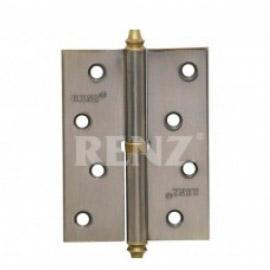 Петля дверная RENZ универсальная декоративная RENZ 100x75x2 FH SN Никель матовая