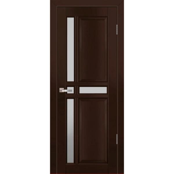 Дверь массив Ольхи Дорвуд  Равелла ЧО Венге