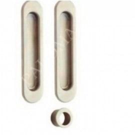 Ручки для раздвижных дверей RENZ SDH 501 SN Никель матовый