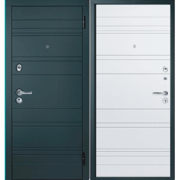 Дверь входная металлическая Стал СЛ02