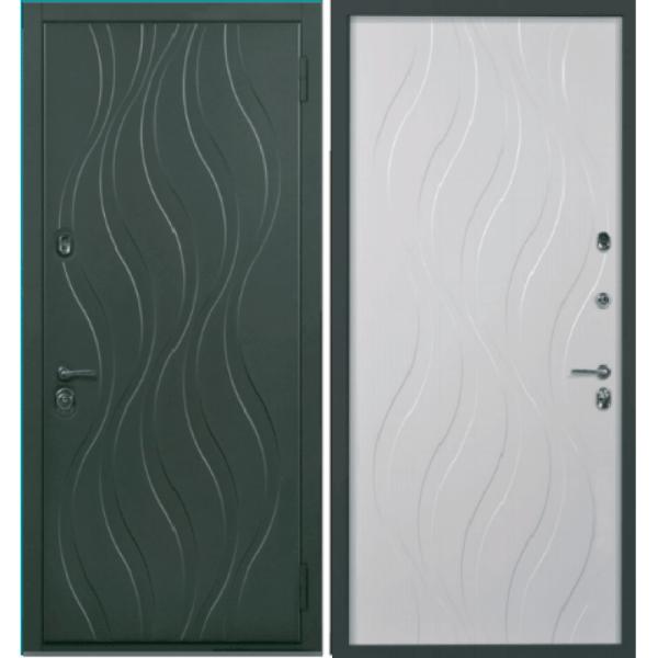 Дверь входная металлическая Стал СП04