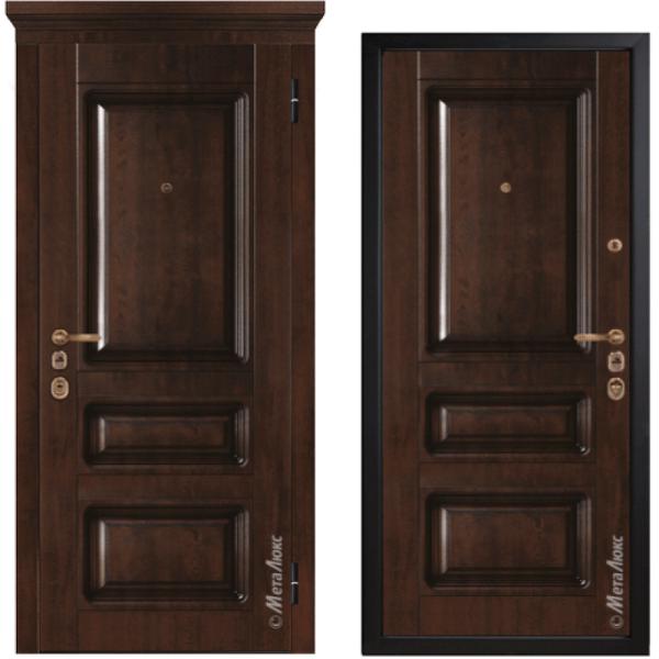 Дверь входная металлическая Металюкс М1005 Милано