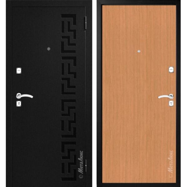 Дверь входная металлическая МетаЛюкс М101