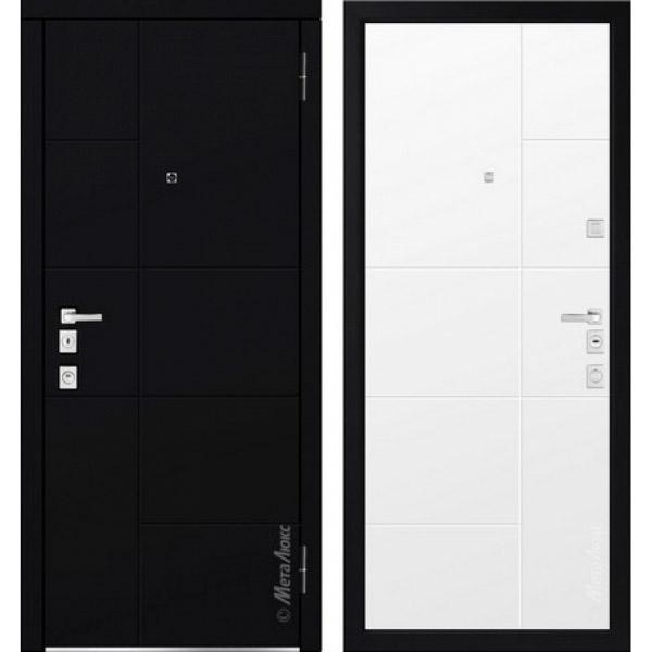 Дверь входная металлическая  «Металюкс» М1101/11 Милано