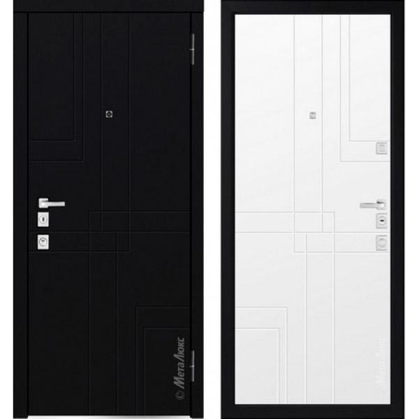 Дверь входная металлическая  «Металюкс» М1102/11 Милано