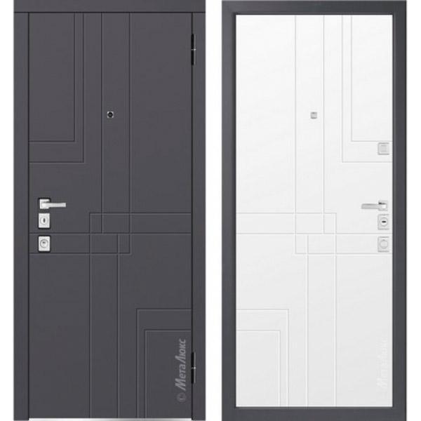 Дверь входная металлическая  «Металюкс» М1102/5 Милано