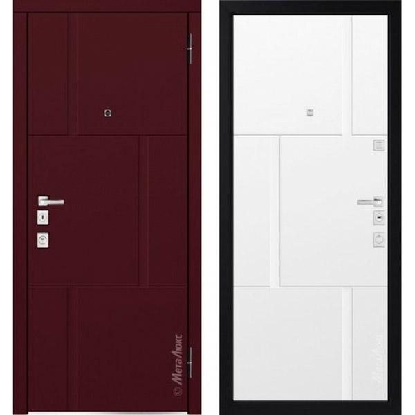 Дверь входная металлическая  «Металюкс» М1103/14 E Милано
