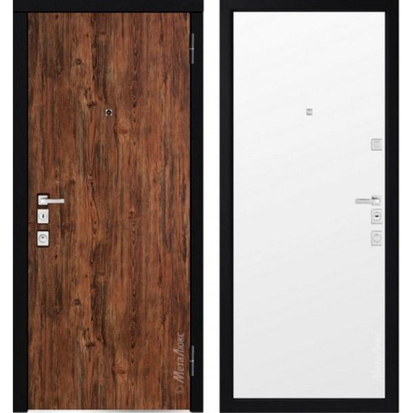 Дверь входная металлическая  «Металюкс» М1200 Милано