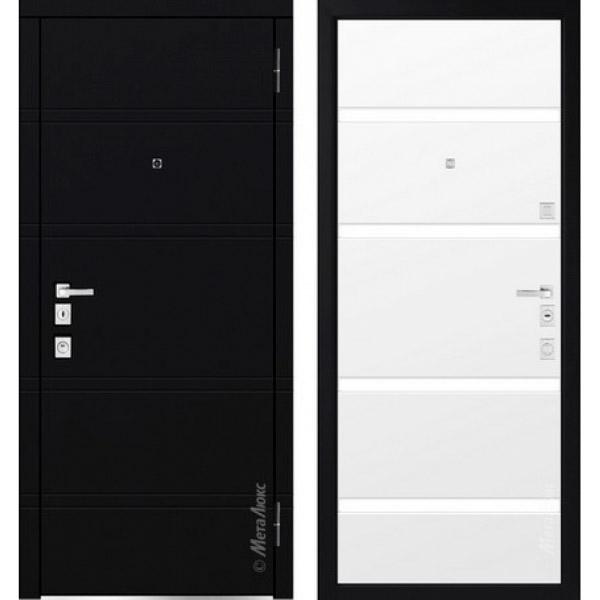 Дверь входная металлическая  «Металюкс» М1300/6 Милано
