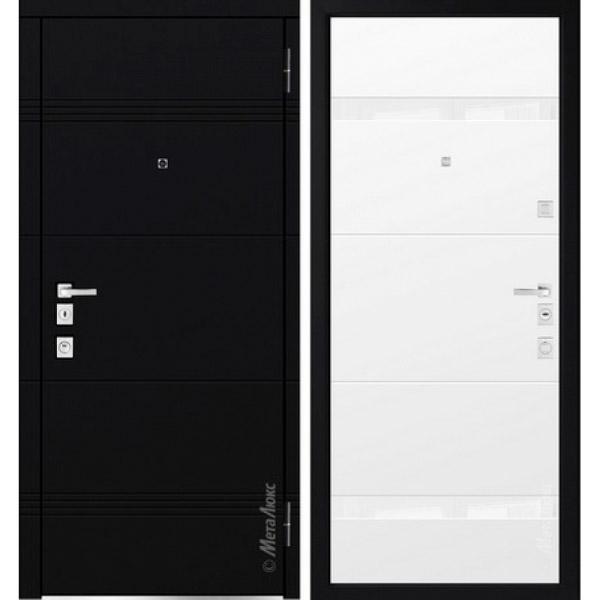 Дверь входная металлическая  «Металюкс»  М1301/5  Милано