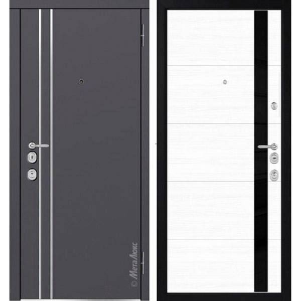 Дверь входная металлическая  «Металюкс»  М1303/1  Милано