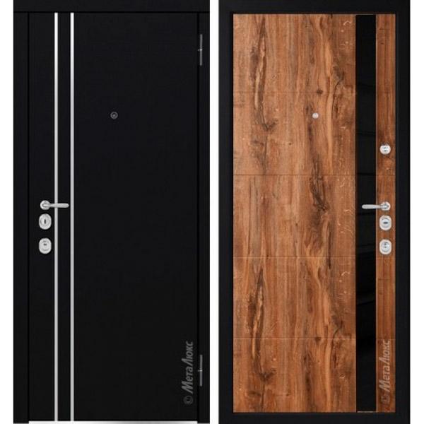 Дверь входная металлическая  «Металюкс»  М1303/2  Милано