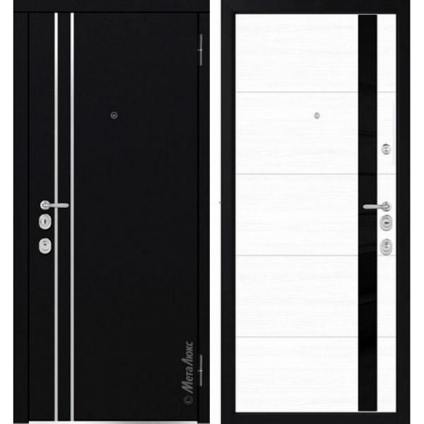 Дверь входная металлическая  «Металюкс»  М1303  Милано