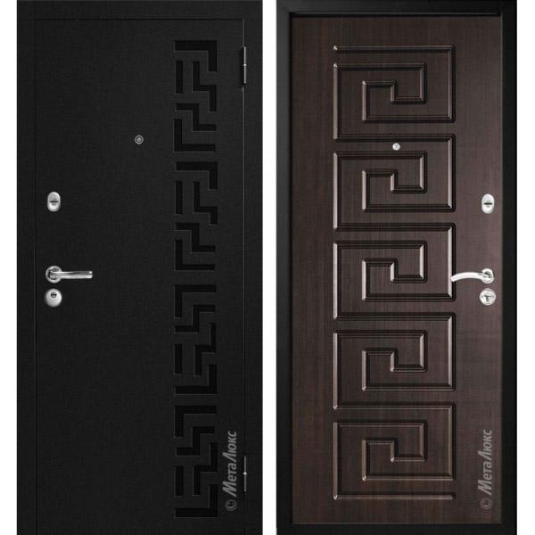 Дверь входная металлическая МетаЛюкс М21