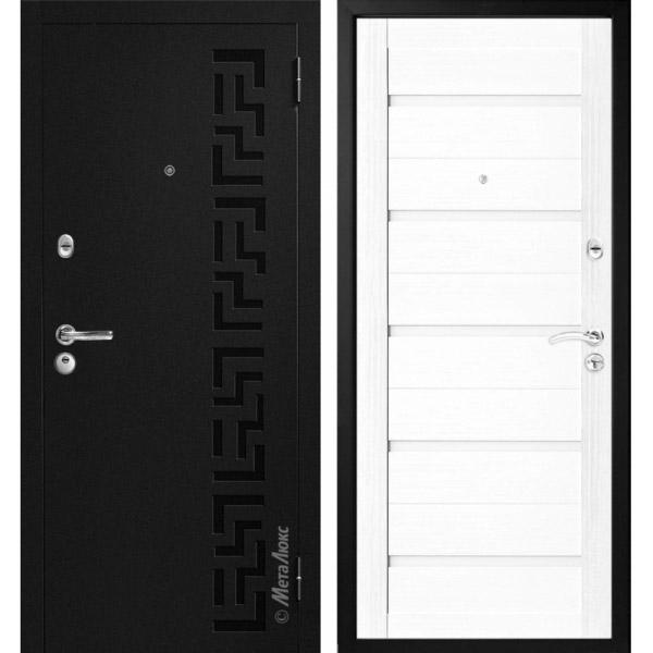 Дверь входная металлическая МетаЛюкс М23
