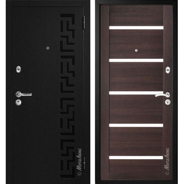 Дверь входная металлическая МетаЛюкс М25