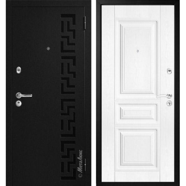 Дверь входная металлическая МетаЛюкс М29