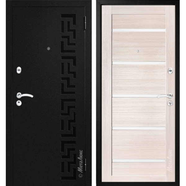 Дверь входная металлическая МетаЛюкс М30
