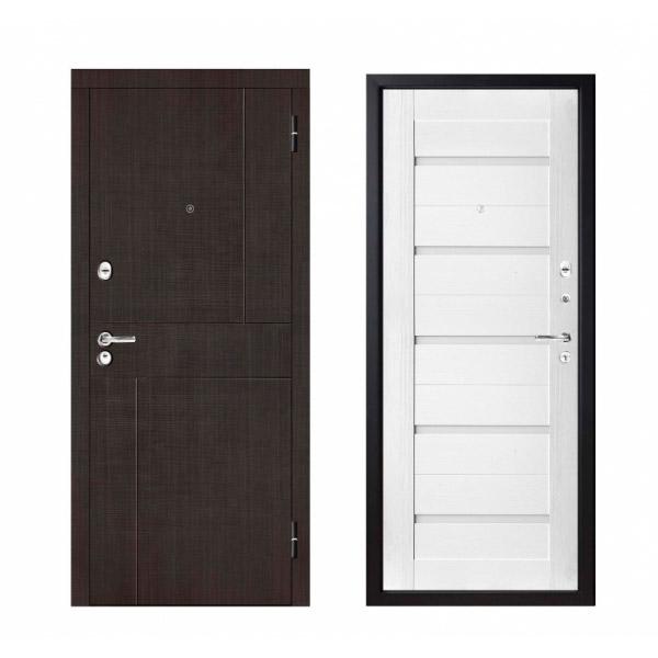 Дверь входная металлическая МетаЛюкс М323