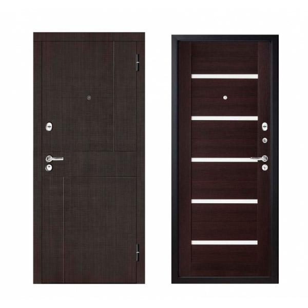 Дверь входная металлическая МетаЛюкс М325