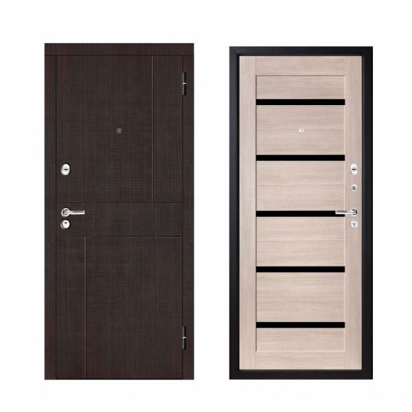 Дверь входная металлическая МетаЛюкс М327