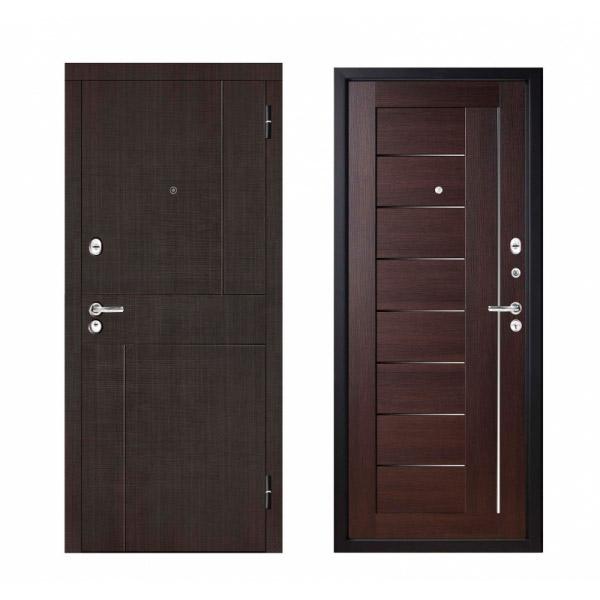 Дверь входная металлическая МетаЛюкс М330