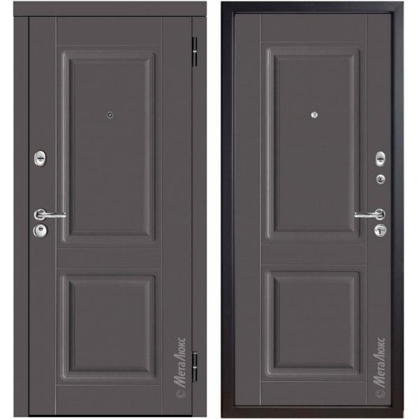 Дверь входная металлическая МетаЛюкс М434/7