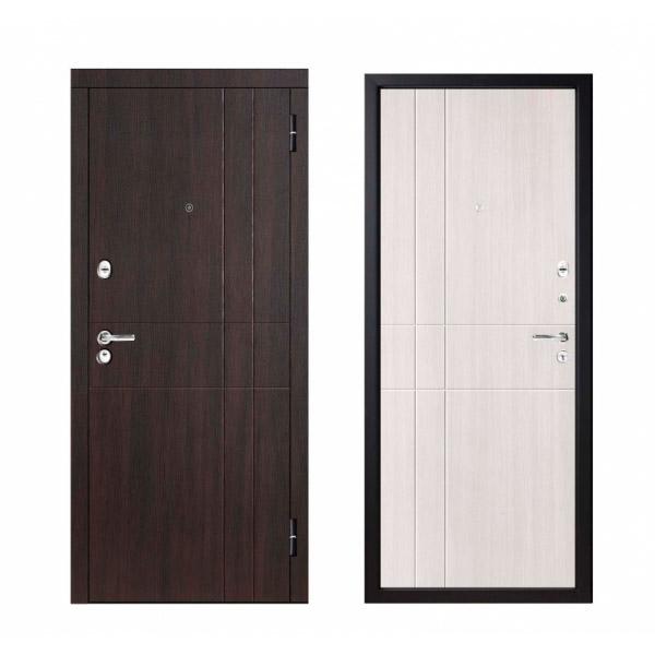 Дверь входная металлическая МетаЛюкс М351/2