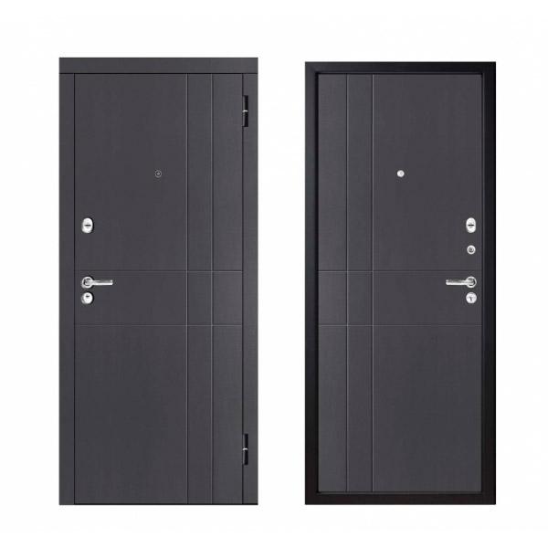 Дверь входная металлическая МетаЛюкс М351/3