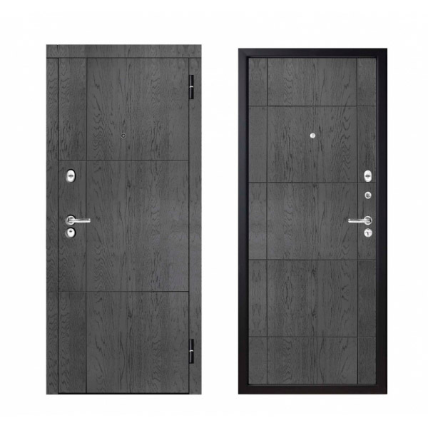 Дверь входная металлическая МетаЛюкс М352
