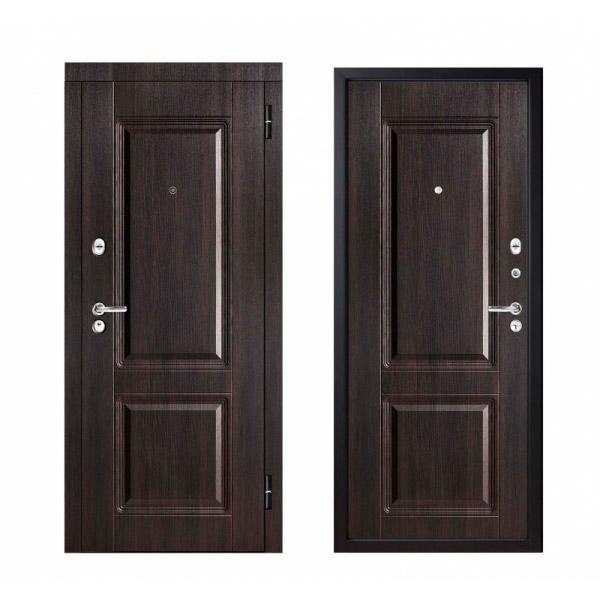 Дверь входная металлическая МетаЛюкс М353