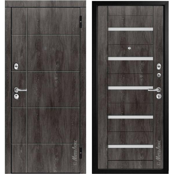 Дверь входная металлическая МетаЛюкс М39