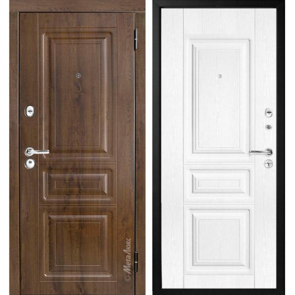 Дверь входная металлическая МетаЛюкс М49/1