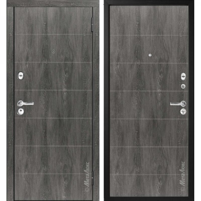 Дверь входная металлическая МетаЛюкс М53