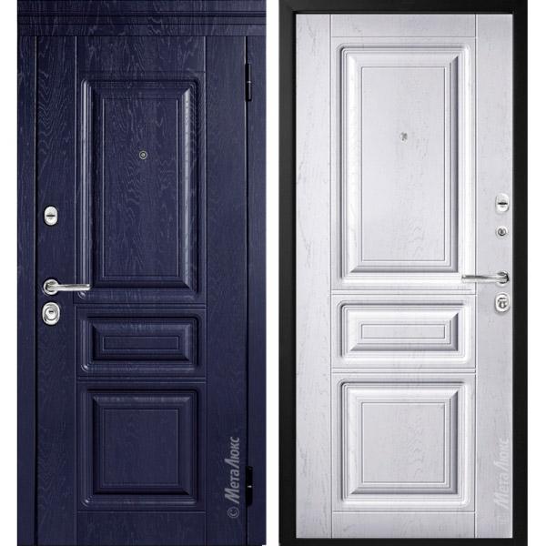 Дверь входная металлическая МетаЛюкс М600